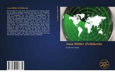 Capa do livro de Anna Hübler (Politikerin)