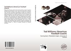 Bookcover of Ted Williams (American Football Coach)