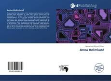 Bookcover of Anna Holmlund