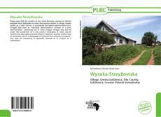 Portada del libro de Wysoka Strzyżowska