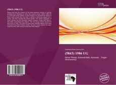 Buchcover von (5843) 1986 UG
