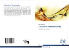 Обложка Selenium Tetrachloride
