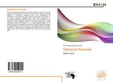 Portada del libro de Selenium Trioxide