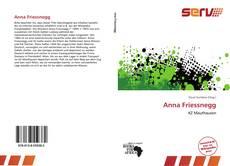 Bookcover of Anna Friessnegg