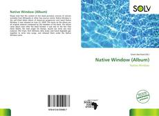 Portada del libro de Native Window (Album)