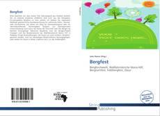 Обложка Bergfest