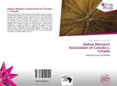 Couverture de Native Women's Association of Canada v. Canada