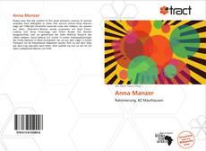 Bookcover of Anna Manzer