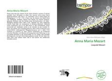 Anna Maria Mozart kitap kapağı