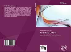 Bookcover of Natividad, Oaxaca