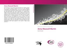 Anna Maxwell Martin kitap kapağı