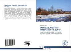 Bookcover of Waniewo, Wysokie Mazowieckie County
