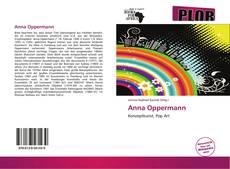 Buchcover von Anna Oppermann