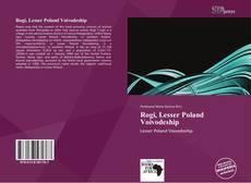 Rogi, Lesser Poland Voivodeship kitap kapağı
