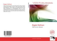 Portada del libro de Rogier Hofman