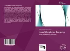 Couverture de Anna Nikolajewna Jessipowa