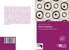 Bookcover of Anna Pappritz
