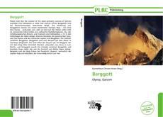 Capa do livro de Berggott