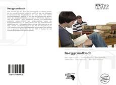 Buchcover von Berggrundbuch