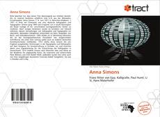 Bookcover of Anna Simons