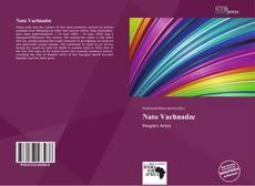 Bookcover of Nato Vachnadze