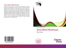 Bookcover of Anna Maria Martinozzi