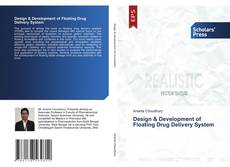 Borítókép a  Design & Development of Floating Drug Delivery System - hoz