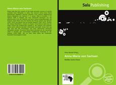 Buchcover von Anna Maria von Sachsen