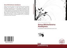 Buchcover von Anna Michailowna Awdejewa