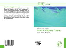 Portada del libro de Natolin, Węgrów County