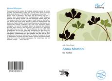 Couverture de Anna Morton