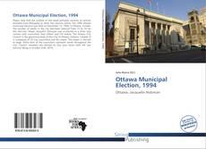 Bookcover of Ottawa Municipal Election, 1994