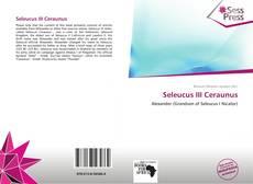 Seleucus III Ceraunus kitap kapağı