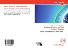 Bookcover of Penny Debate In The United States
