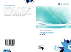 Bookcover of Rogojina River