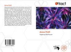 Buchcover von Anna Pröll