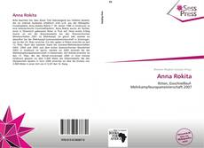 Portada del libro de Anna Rokita