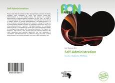 Bookcover of Self-Administration