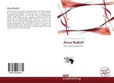 Обложка Anna Rudolf