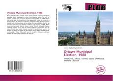 Bookcover of Ottawa Municipal Election, 1988