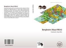 Portada del libro de Bergheim (Haut-Rhin)