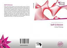 Capa do livro de Self-Criticism