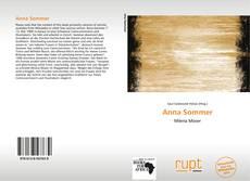Anna Sommer kitap kapağı