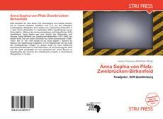 Buchcover von Anna Sophia von Pfalz-Zweibrücken-Birkenfeld