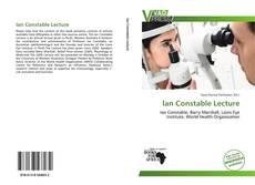 Buchcover von Ian Constable Lecture