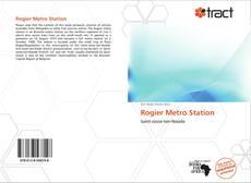 Portada del libro de Rogier Metro Station
