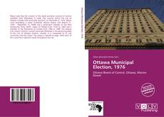 Ottawa Municipal Election, 1976 kitap kapağı