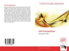 Bookcover of Self-Competition