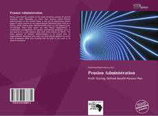 Bookcover of Pension Administration