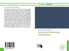 Bookcover of Anna von Fürstenberg